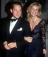 Tony Peck Cheryl Teigs 1989<br /> Photo By John Barrett/PHOTOlink.net