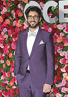 NEW YORK, NY - JUNE 10: Josh Groban attends the 72nd Annual Tony Awards at Radio City Music Hall on June 10, 2018 in New York City.  <br /> CAP/MPI/JP<br /> &copy;JP/MPI/Capital Pictures