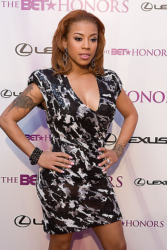 Slug: 2011 BET Honors.Date: 01-16-2011.Photographer: Mark Finkenstaedt.Location:  Wagner Theater, Washington DC.Caption:  2010 BET Honors - Wagner Theater Washington DC.Keyshia Cole.