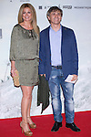 08.10.2012. Celebrities attend the premiere of Kinepolis Cinema in Madrid of the movie 'The Impossible'. Directed by Juan Antonio Bayona and starring by  Naomi Watts and Tom Holland. In the image Patricia Rivas and Jose Mota (Alterphotos/Marta Gonzalez)