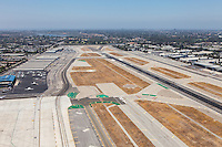 Orange County John Wayne Airport Runway Stock Photo
