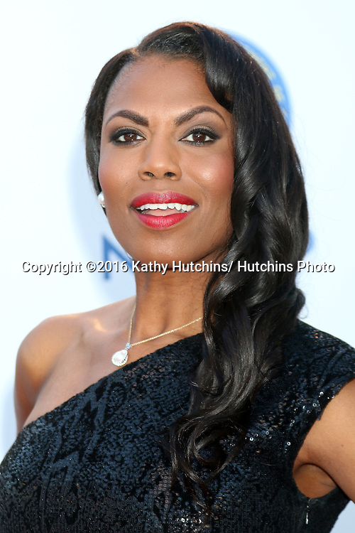 LOS ANGELES - FEB 5:  Omarosa Manigault at the 47TH NAACP Image Awards Arrivals at the Pasadena Civic Auditorium on February 5, 2016 in Pasadena, CA