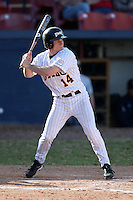 March 14, 2010:  Outfielder Casey Medairy of UMBC in a game vs. Bucknell at Chain of Lakes Stadium in Winter Haven, FL.  Photo By Mike Janes/Four Seam Images