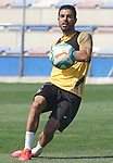 Getafe's Angel Rodriguez during training session. May 25,2020.(ALTERPHOTOS/Acero)