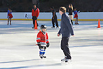 skaters - The 2012 Skating with the Stars - a benefit gala for Figure Skating in Harlem celebrating 15 years on April 2, 2012 at Central Park's Wollman Rink, New York City, New York.  (Photo by Sue Coflin/Max Photos)