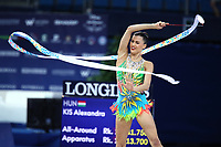 August 31, 2017 - Pesaro, Italy - DANIELLE PRINCE of Australia performs at 2017 World Championships.