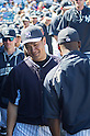 Masahiro Tanaka (Yankees),<br /> MARCH 1, 2014 - MLB : Masahiro Tanaka of the New York Yankees during a spring training baseball game against the Philadelphia Phillies at George M. Steinbrenner Field in Tampa, Florida, United States.<br /> (Photo by Thomas Anderson/AFLO) (JAPANESE NEWSPAPER OUT)
