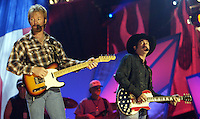 Brooks and Dunn rehearsals at the first ever CMT Flameworthy Video Music Awards at the Gaylord Entertainment Center in Nashville Tennesee. 6/12/02<br /> Photo by Rick Diamond/PictureGroup.
