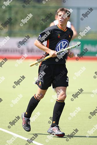 2007-08-11 / Hockey / Nationale ploeg: Jérome Truyens