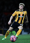 Cameron McGeehan of Cambridge Utd - FA Cup Fourth Round replay - Manchester Utd  vs Cambridge Utd - Old Trafford Stadium  - Manchester - England - 03rd February 2015 - Picture Simon Bellis/Sportimage