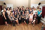Greenhills Class of 94 School Reunion...Picture Jenny Matthews/Newsfile.ie
