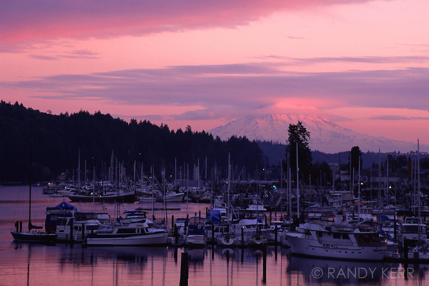 Gig Harbor sunset