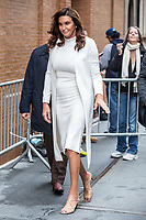 Caitlyn Jenner on 'The View' in New York on April 26, 2017. Photo by John Peters.
