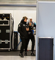Patrick Dempsey during the free practice in Spa-Francorchamps - Belgium - Exclusive
