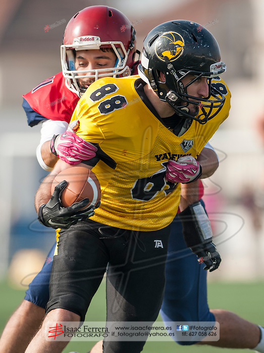 LNFA Serie A 2016.<br />