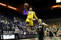 Cal Basketball W vs University of San Francisco, November 25, 2016