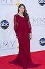 """MAYIM BIALIK - 64TH PRIME TIME EMMY AWARDS.Nokia Theatre Live, Los Angelees_23/09/2012.Mandatory Credit Photo: ©Dias/NEWSPIX INTERNATIONAL..**ALL FEES PAYABLE TO: """"NEWSPIX INTERNATIONAL""""**..IMMEDIATE CONFIRMATION OF USAGE REQUIRED:.Newspix International, 31 Chinnery Hill, Bishop's Stortford, ENGLAND CM23 3PS.Tel:+441279 324672  ; Fax: +441279656877.Mobile:  07775681153.e-mail: info@newspixinternational.co.uk"""