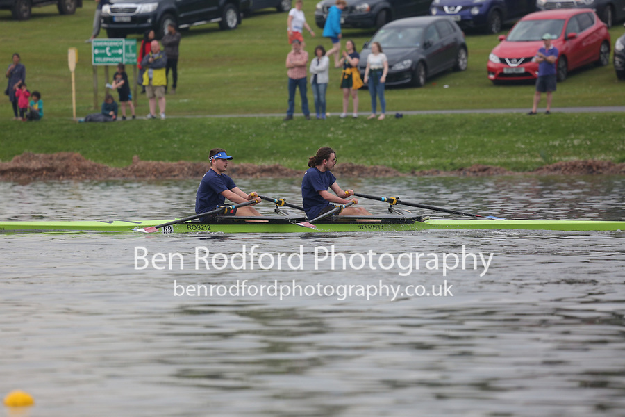 Race: 88  Event: J15 2x   Final A <br /> <br /> Junior Inter Regional Regatta 2018<br /> <br /> To purchase this photo, or to see pricing information for Prints and Downloads, click the blue 'Add to Cart' button at the top-right of the page.