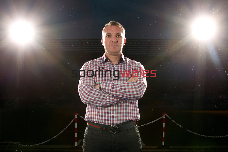 Coach of the Year Finalist 2011 - Brendan Rogers.03.11.11.©Steve Pope