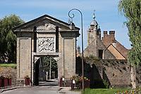 Europe/France/Nord-Pas-de-Calais/59/ Nord/ Bergues: la Porte de Cassel