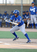 Jose Rodriguez - AZL Royals - 2010 Arizona League. .Photo by:  Bill Mitchell/Four Seam Images..