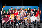 """Panto 2016: The transition year  of St. Joseph's Secondary school , Ballybunion who took part in the school's panto """" Snow White and the 71/2 Ugly Sisters"""" at the Tintean Theatre, Ballybunion on Friday night last."""