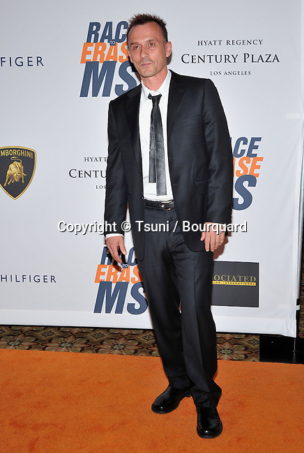Robert Knepper _187   -<br /> 17th Annual Race To Erase MS at the Hyatt Regency Century Plaza In Los Angeles.