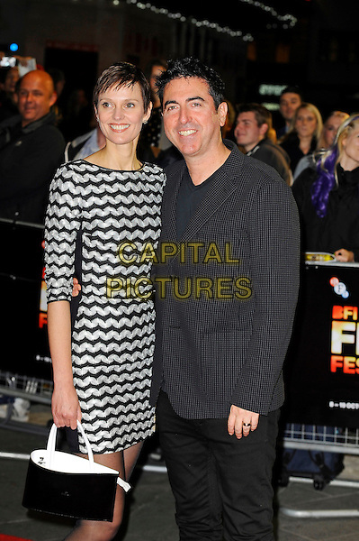 LONDON, ENGLAND - OCTOBER 18: Guest &amp; Laurence Malkin  attends 'Kill Me Three Times' Screening at the 58th BFI London Film Festival at Odeon West End Cinema, Leicester Square on October 18, 2014 in London, England.<br /> CAP/MAR<br /> &copy; Martin Harris/Capital Pictures
