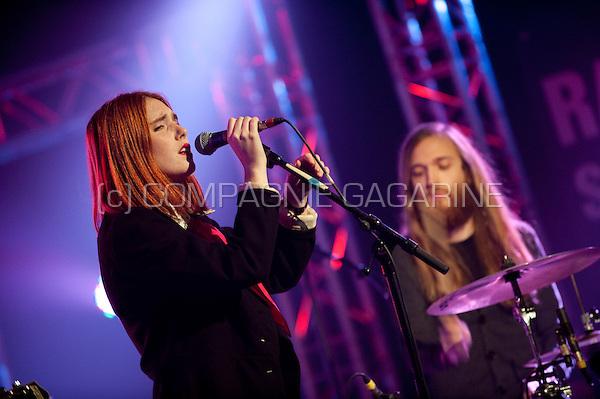 Concert of the Swedish singer Noonie Bao in the Amerikaans Theater, Brussels (Belgium, 23/11/2011)