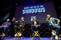 10/7/18 - New York: 2018 NY Comic-Con - What We Do in the Shadows