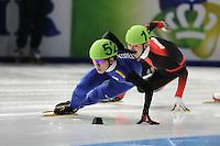 SCHAATSEN: DORDRECHT: Sportboulevard, Korean Air ISU World Cup Finale, 11-02-2012, Ho-Suk Lee KOR (52), ©foto: Martin de Jong