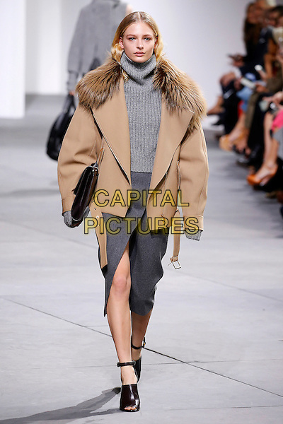MICHAEL KORS<br /> New York Fashion Week FW 17 18<br /> in New York, USA February 2017.<br /> CAP/GOL<br /> &copy;GOL/Capital Pictures