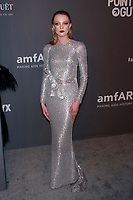 NEW YORK, NY - FEBRUARY 6: Julia Belyakova arriving at the 21st annual amfAR Gala New York benefit for AIDS research during New York Fashion Week at Cipriani Wall Street in New York City on February 6, 2019. <br /> CAP/MPI99<br /> &copy;MPI99/Capital Pictures