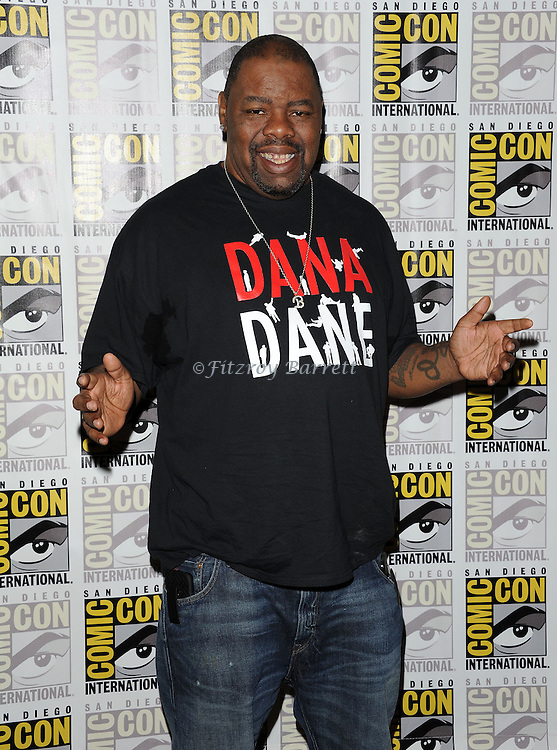 Biz Markie arriving at the The Book Of Life Panel at Comic-Con 2014  at the Hilton Bayfront Hotel in San Diego, Ca. July 25, 2014.