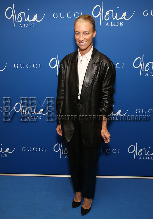 """Susan Chokachi attends the Opening Night Performance of """"Gloria: A Life"""" on October 18, 2018 at the Daryl Roth Theatre in New York City."""
