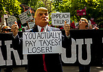 The National Tax March -- State Capitol -- Sacramento, California -- April 15, 2017