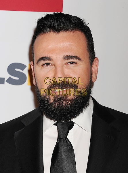BEVERLY HILLS, CA- OCTOBER 17: Kiehl's President Chris Salgardo arrives at the 10th Annual GLSEN Respect Awards at the Regent Beverly Wilshire Hotel on October 17, 2014 in Beverly Hills, California.<br /> CAP/ROT/TM<br /> &copy;Tony Michaels/Roth Stock/Capital Pictures