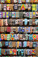 Jewlery at store in Sayulita, Mexico.