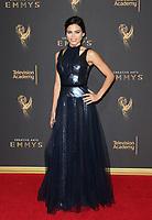 LOS ANGELES, CA - SEPTEMBER 09: Jenna Dewan Tatum at the 2017 Creative Arts Emmy Awards at Microsoft Theater on September 9, 2017 in Los Angeles, California. C