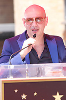 Pitbull<br /> at the Pitbull Star on the Hollywood Walk of Fame Ceremony, Hollywood, CA 07-15-16<br /> David Edwards/DailyCeleb.com 818-249-4998