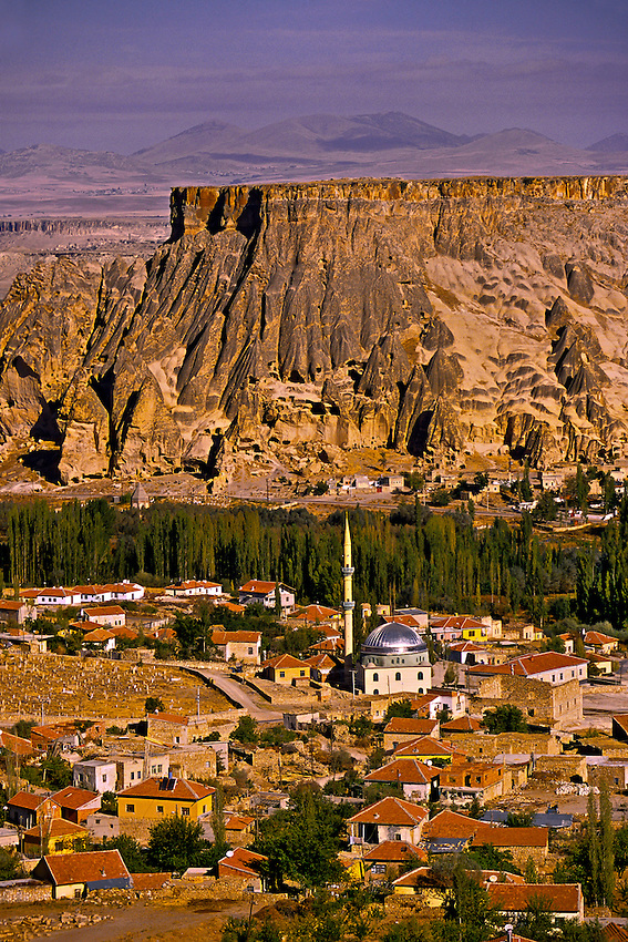 Yaprakhisar, Ihlara Valley, Cappadocia, Turkey