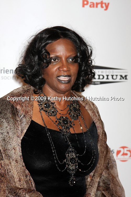 Anna Maria Horsford.arriving at the 2009 Lint Roller Party .Hollywood Palladium.Los Angeles,  CA.October 3, 2009.©2009 Kathy Hutchins / Hutchins Photo.