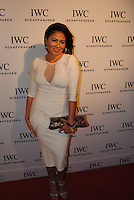 Shannon Allen at the IWC Timeless Portofino Event on December 3, 2014 (Photos by Getner Fabe/Guest Of A Guest)