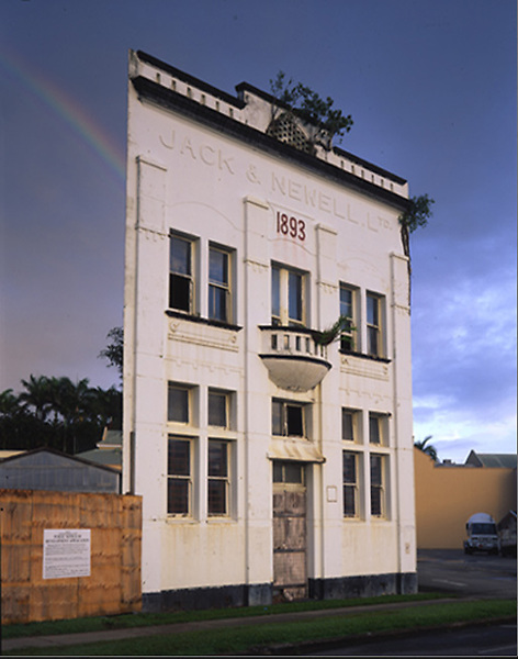 Cairns - Wharf St.<br />