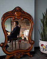 "China - Ningxia - Zhou Shuzhen, 53, is one of the best winemakers in Ningxia. She has been involved in the Chine-se wine industry since the beginning of the 80s when the first facilities were opened. ""Although I have won international awards and gained recognition from experts I cannot say I am proud of my achievements, because winemaking is an endless study"", she explains. ""As the vines of the re-gion get older, there are still a lot of things I can learn and improve in the future"".<br />