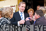 Enda Kenny and Jimmy Deenihan in Tralee