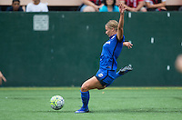 Seattle, WA - Saturday Aug. 27, 2016: Merritt Mathias during a regular season National Women's Soccer League (NWSL) match between the Seattle Reign FC and the Portland Thorns FC at Memorial Stadium.