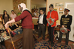 BAMPTON MUMMERS MUMMING PLAY STOCK PHOTOGRAPHY PHOTOS IMAGES ENGLAND