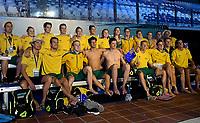 Team Australia <br /> day 01  08-08-2017<br /> Energy For Swim<br /> Rome  08 -09  August 2017<br /> Stadio del Nuoto - Foro Italico<br /> Photo Deepbluemedia/Insidefoto