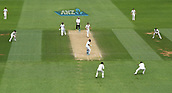 4th December 2017, Basin Reserve, Wellington, New Zealand; International Test Cricket, Day 4, New Zealand versus West Indies;  Ross Taylor takes a catch at 2nd slip to dismiss Ambris off the bowling of de Grandhomme